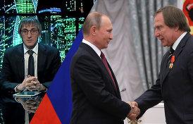 новый эпизод сериала про офшоры путинских друзей
