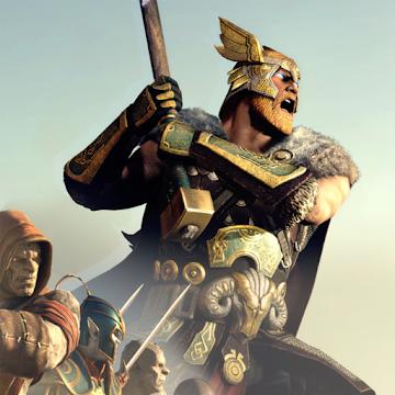 Dawn of Titans - Efsanevi savaş strateji oyunu v1.27.0 Hileli
