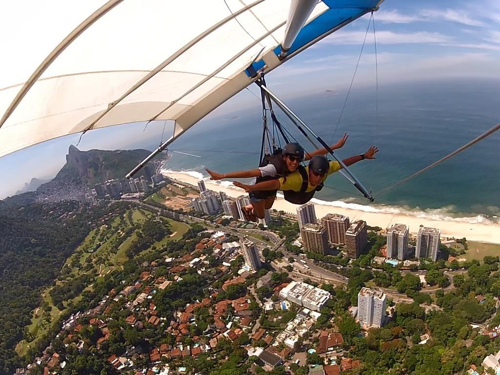 Ala Delta en Rio de Janeiro, Brasil