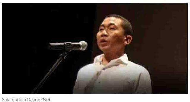 Aneh, Bukan Orang Pemerintah Atau Orang Freeport, Pelapor Tulisan Salamuddin Daeng Kok Diterima Polisi?