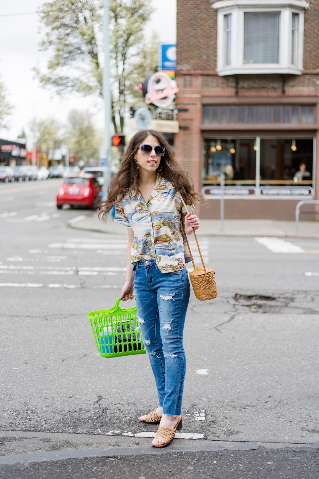 Earth Month: Reuse and Restyle Challenge With Value Village
