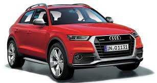 New Audi Q2 crossover 2017 Hd Wallpapers