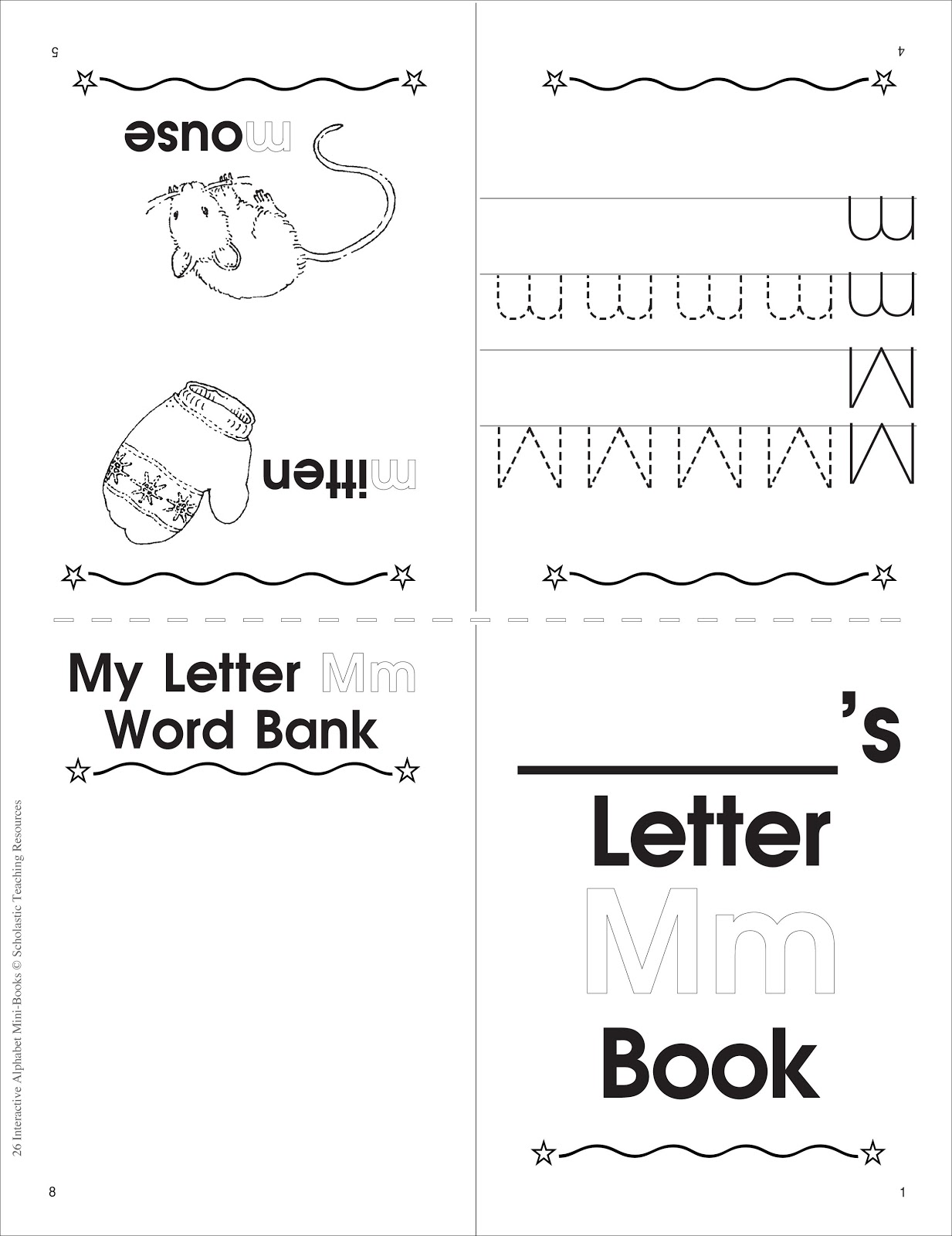 Have Fun Learning English The Letter M