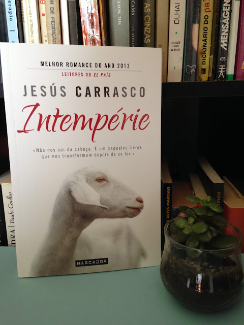 Livro Intempérie