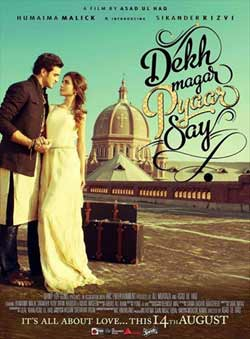 Dekh Magar Pyaar Say 2015 Urdu Pakistani Movie Download WEB DL 720p at movies500.site