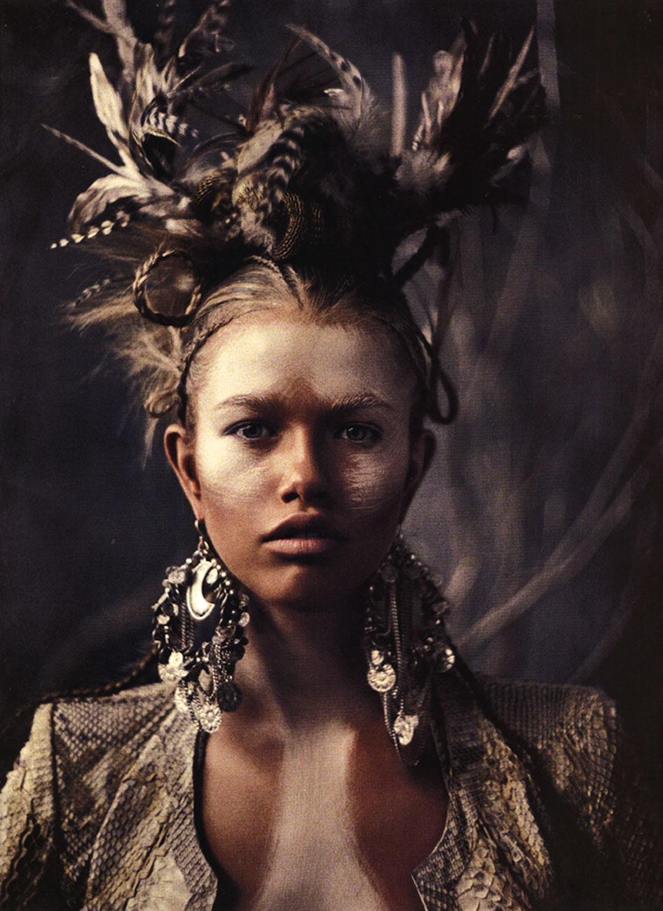 Hair & Make-up Design: October 2012