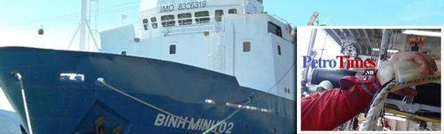 Trung Quốc lại táo tợn xâm phạm, cắt cáp tàu Bình Minh 02