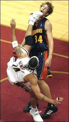 NBA搞笑