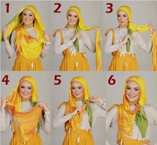 Beragam Model Hijab Kerudung Modern Kebutuhan Muslimah