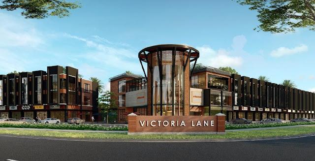 Victoria Lane Shophouses Alam Sutera