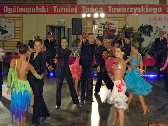 taniec, Babimost, turniej, moda, stroje