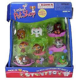 Littlest Pet Shop Multi Packs Monkey (#56) Pet