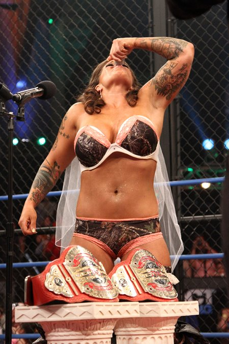 Tna knockout odb naked