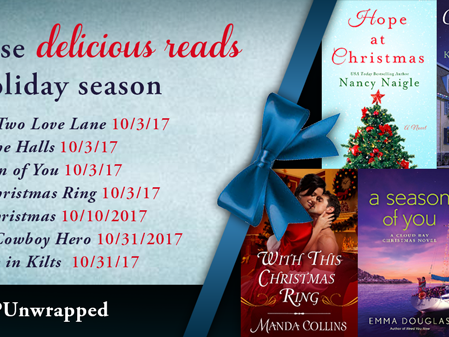 SMP Holiday Romance Blitz: The Christmas Cowboy Hero by Donna Grant Review