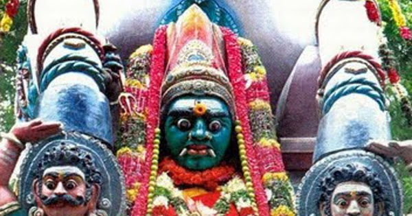 Temples In Madurai Madapuram Kaali Temple