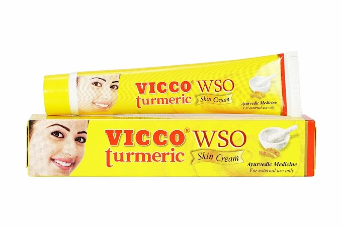 Vicco Turmeric WSO Cream: Ingredients, Indications, Benefits, Uses, Side Effects, Precausion,