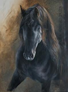 asombrosas-pinturas-realistas-de-caballos pinturas-corceles