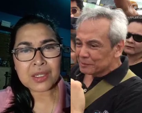 WATCH: Elizabeth Oropesa to Jim Paredes: I'm so disappointed