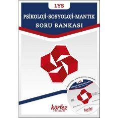Körfez LYS Psikoloji-Sosyoloji-Mantık Soru Bankası Çözüm DVDli