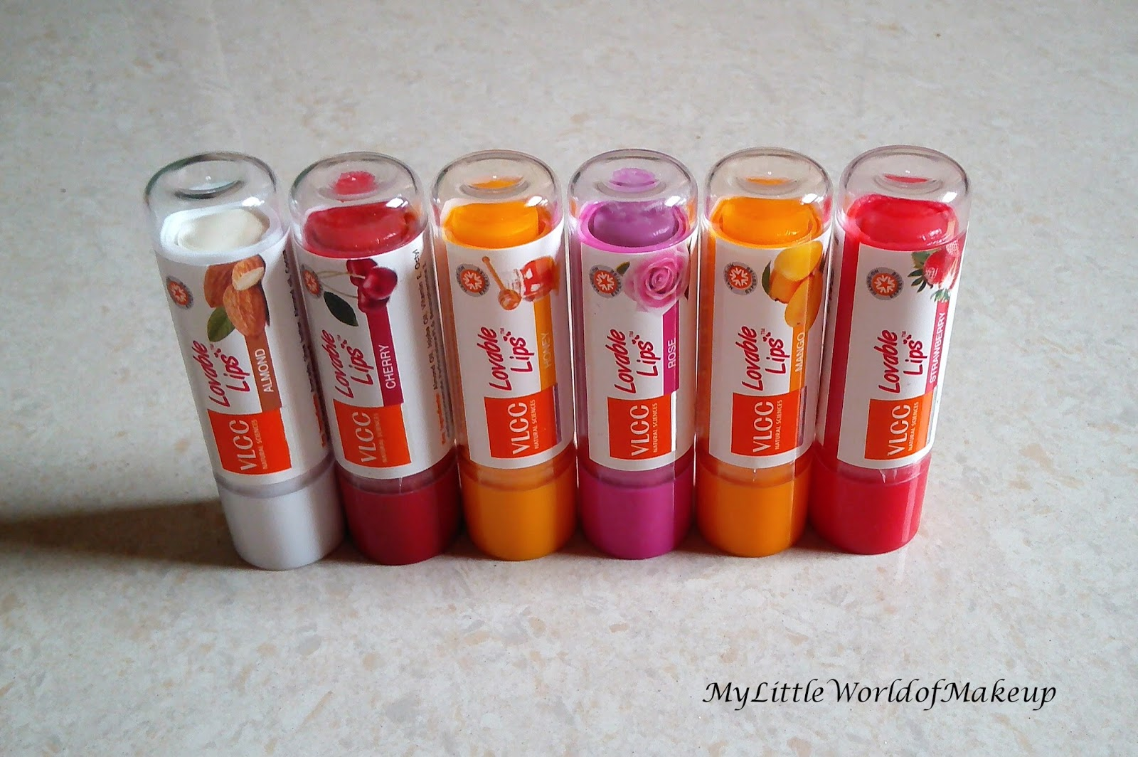 vlcc lovable lips lip balm review swatches