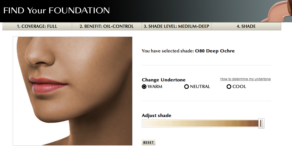 Trying Out Shiseido's Foundation Finder | The Beauty Junkee