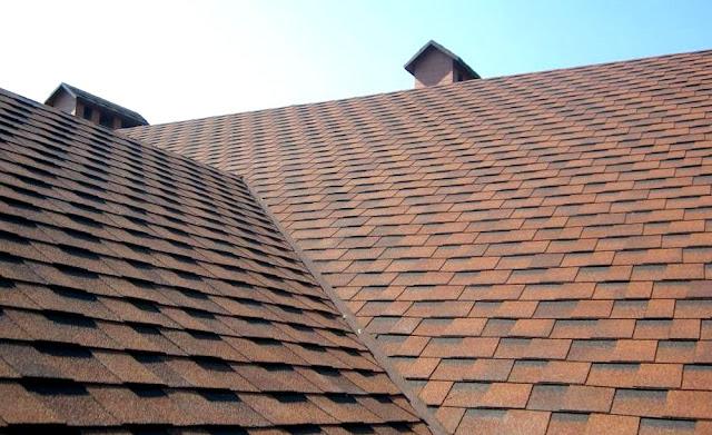 крыши частных домов