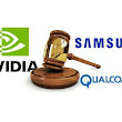 Samsung Wins Court Case Against NVIDIA Patent Infringement Accusations