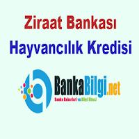 Ziraat Bankası Hayvancılık Kredisi