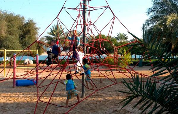 مشروع حديقة ألعاب للاطفال صغيرة ومربحة