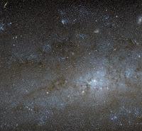 Spiral Galaxy NGC 247