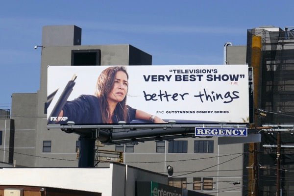 Better Things 2018 Emmy FYC billboard
