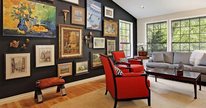 Инвестиции в предметы искусства и украшение интерьера