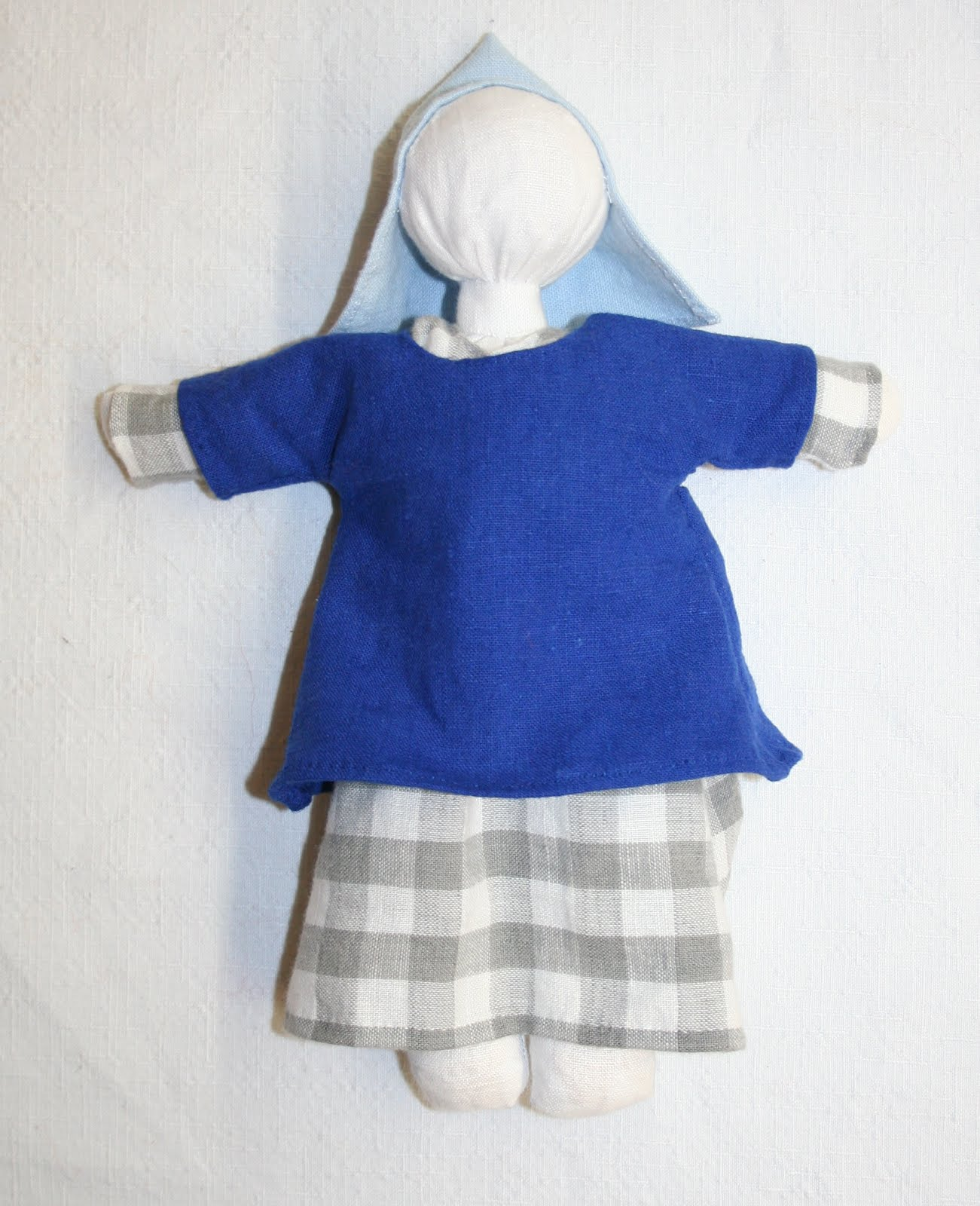Brigi A Vadesbana Second Dublin Doll