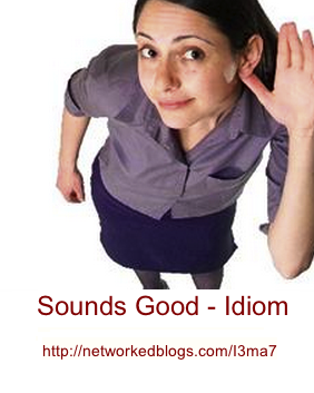 "What does ""sound good"" mean?"