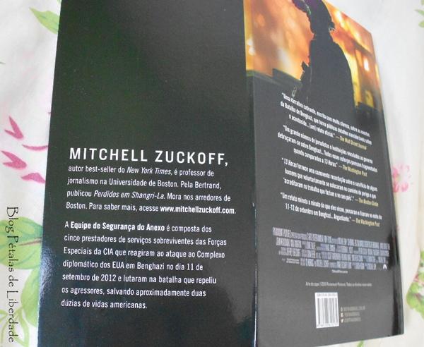 Resenha, livro, 13-Horas, Mitchell-Zuckoff, Bertrand-Brasil, opinião, trechos, atentado, líbia, eua, benghazi, historia-real