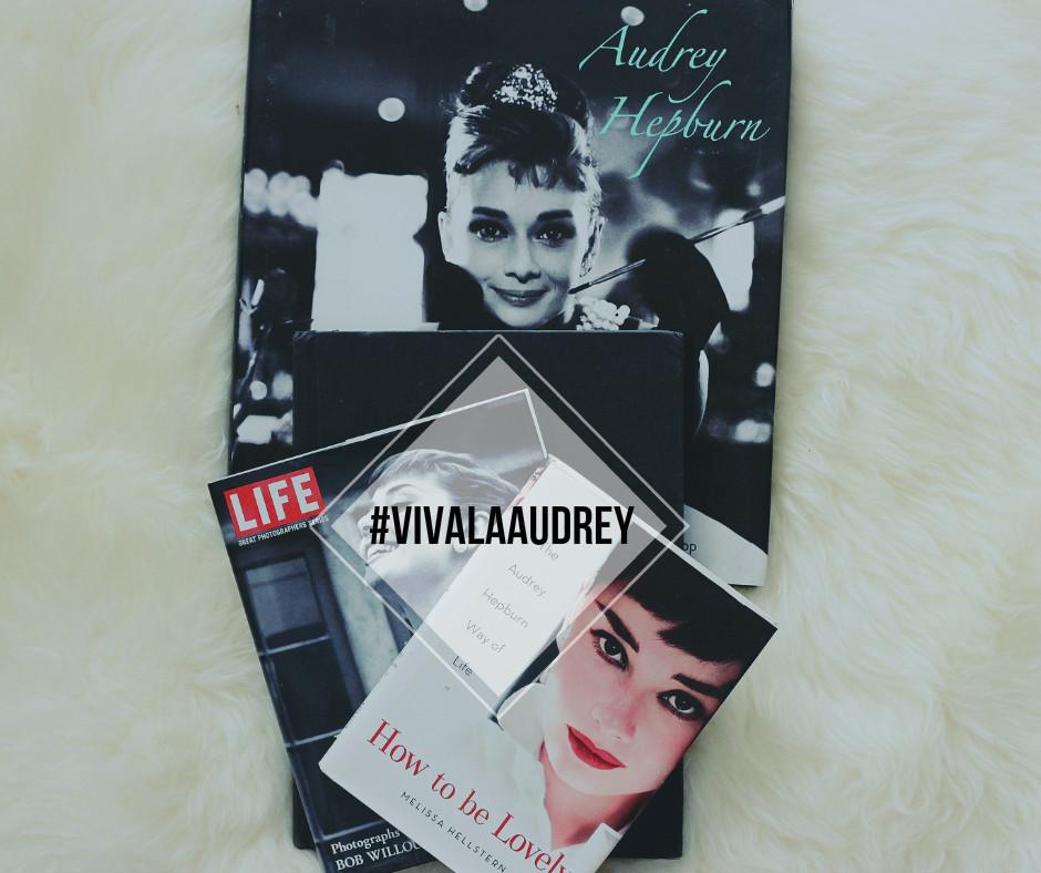 4 Must-Have Audrey Hepburn Books