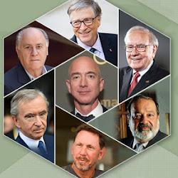 ТОП 10 самых богатых людей мира в 2019 году