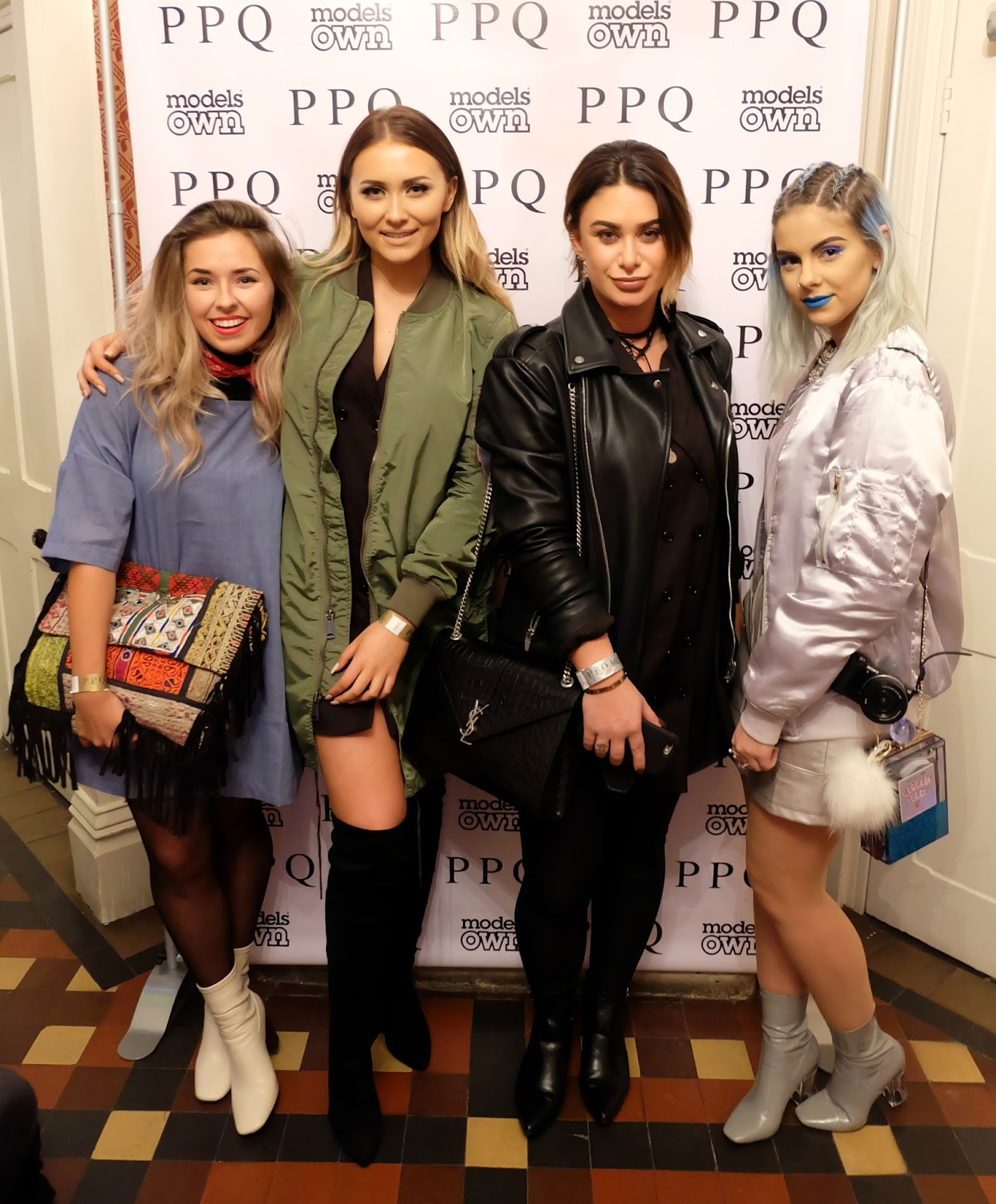 LFW With Sarah Ashcroft & Sophie Hannah Richardson