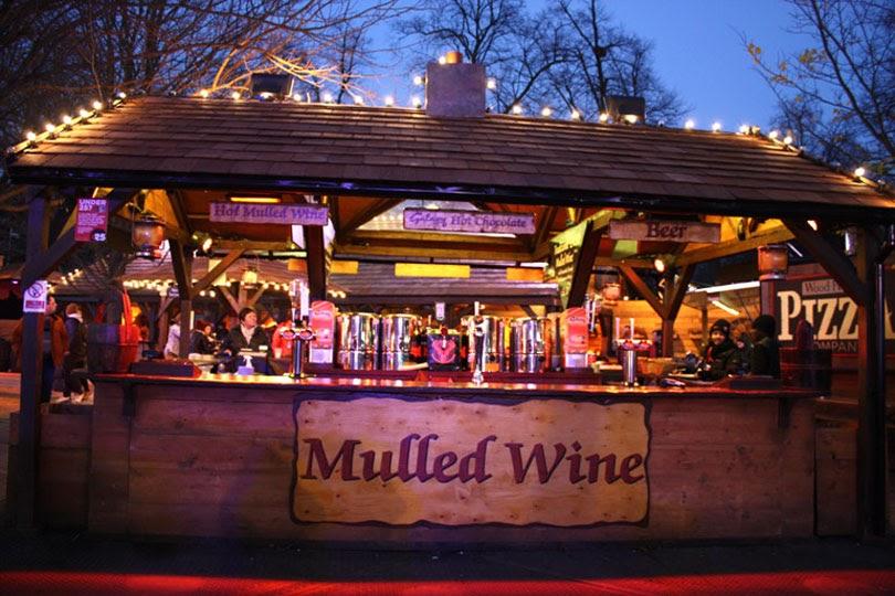 mulled wine hyde park winter wonderland
