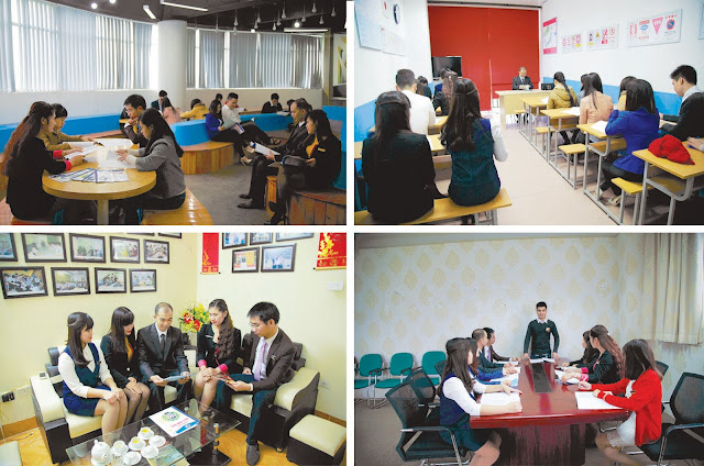 Lớp học và nơi làm việc của khóa học thiết kế đồ họa ngắn hạn tại Mỹ Đình Nam Từ Liêm