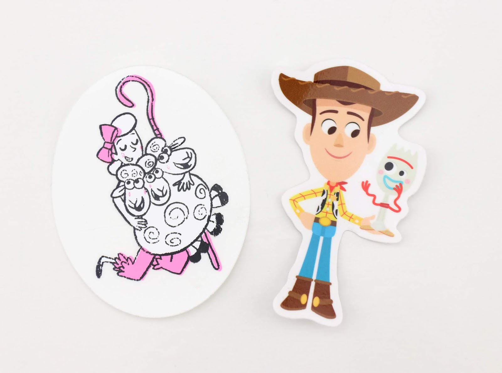 toy story 4 stickers jerrod mauyama