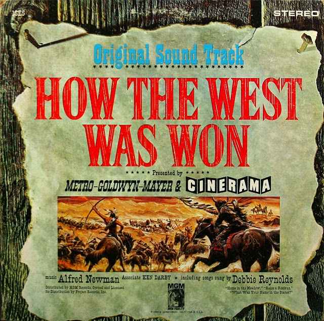 How the West Was Won (La conquista del oeste)