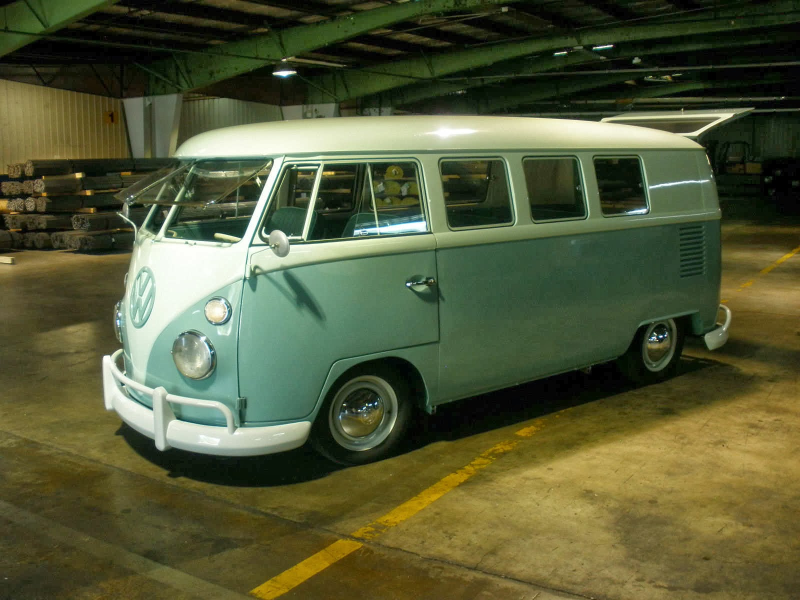 1964 Volkswagen Standard Bus