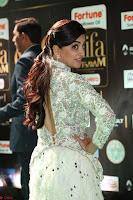 Poonam Kaur in Beautiful Floor Length Gown at IIFA Utsavam Awards 2017  Day 2  Exclusive 06.JPG