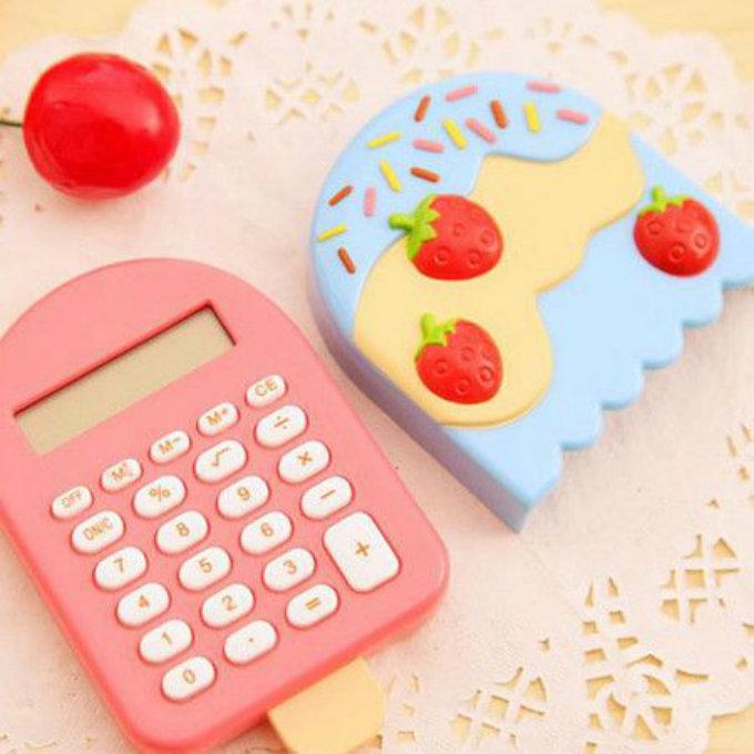 calculadora fofa!
