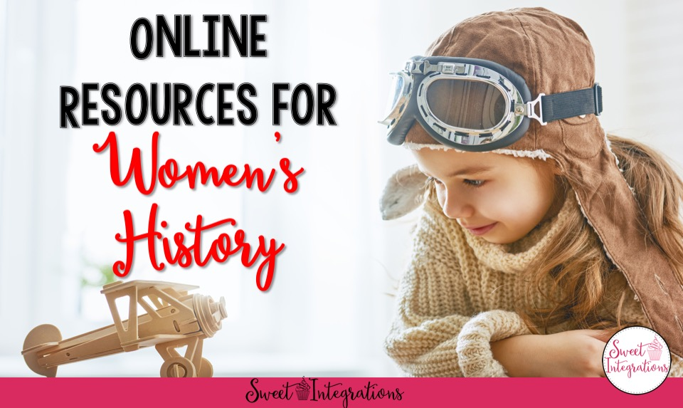 Find great online resources for various social studies research projects, but particularly for learning about women in history in the upper elementary classroom. This blog post gives you great, credible online sources where students can find great information - including the Library of Congress, Newsela, WhiteHouse.gov, Bio.com, and EdPuzzle. Click through to see how you can use these tools with your 2nd, 3rd, 4th, 5th, or 6th grade classroom and homeschool students today.