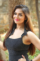 Aswini in lovely Deep Neck Sleeveless Black Dress Spicy Pics ~  Exclusive 43.JPG
