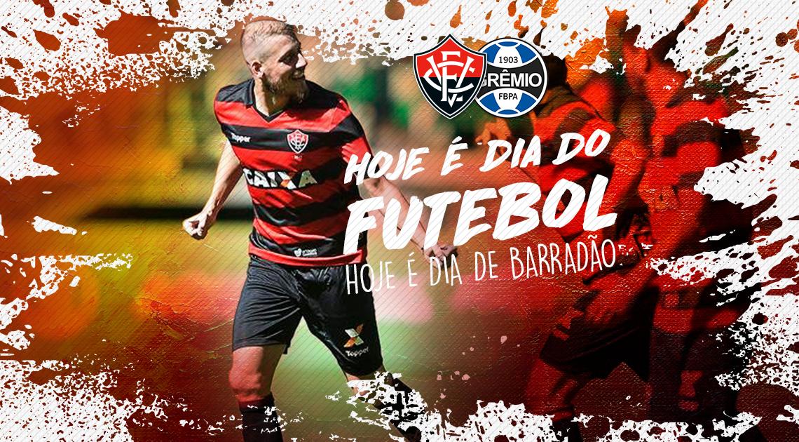 Vitória x Grêmio - 15ª rodada do Brasileirão ao vivo HD 1