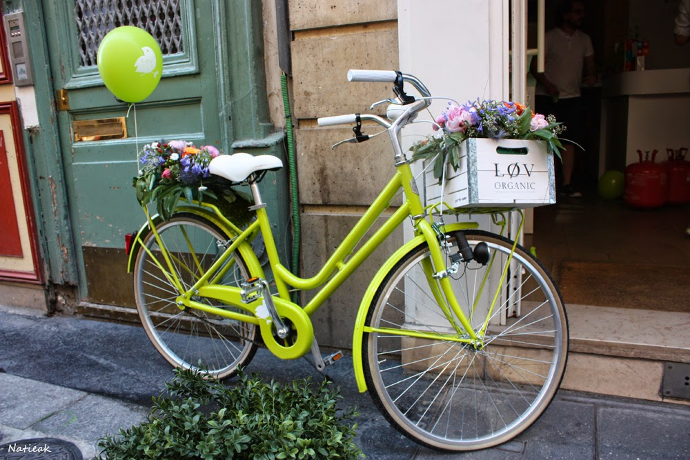 Lovely Bike de Love Organic