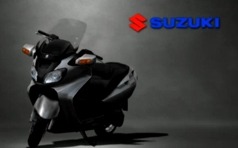Suzuki Skywave 650 2004